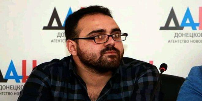 عمل ملحمي فانتازي سوري تعزفه أوركسترا دونيتسك الأوكرانية