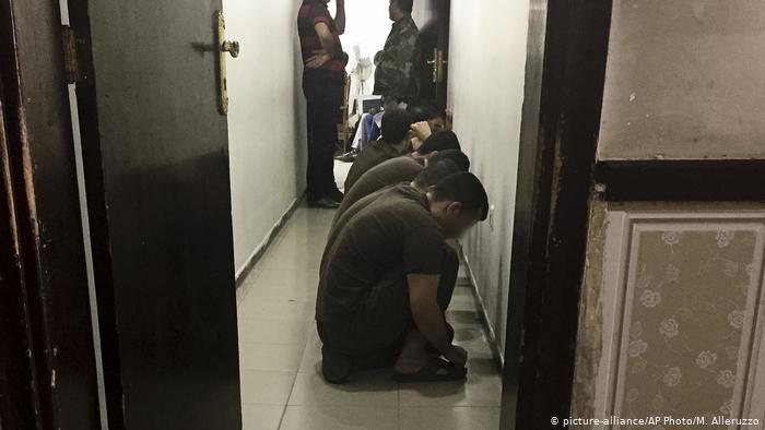 Irak Frankreich IS Angeklagte Urteil Todesurteil (picture-alliance/AP Photo/M. Alleruzzo)