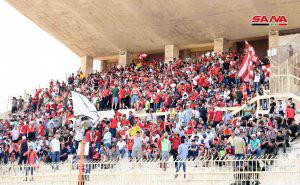 النواعير يتعادل مع الوثبة في مسابقة كأس الجمهورية بكرة القدم
