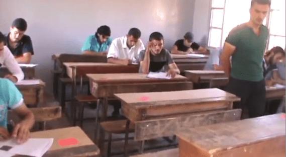 """""""الرقة"""".. سوريون يعرضون استضافة الطلاب القادمين من الأرياف"""