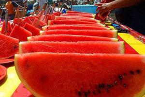 البطيخ.. 10 فوائد رائعة و ( خطر وحيد)
