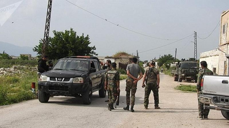 قائد عمليات (النمر) يكشف لـسبوتنيك الهدف التالي للجيش السوري غرب حماة
