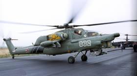 الدفاع الروسية تشتري 100 مروحية مطورة من طراز