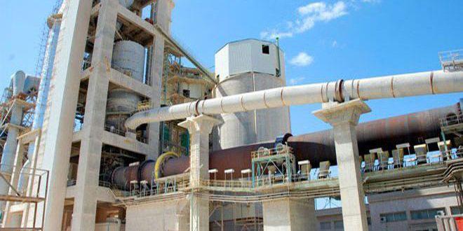 مشروع لاستخدام الطاقة الحرارية المهدورة في اسمنت حماة يوفر عشرات الملايين شهريا