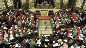 برلمان سوريا يصادق على عقد إدارة شركة روسية لمرفأ طرطوس