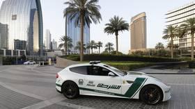 شرطة دبي تكشف سر