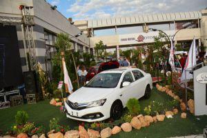 انطلاق معرض للسيارات الجديدة والمستعملة بمدينة المعارض