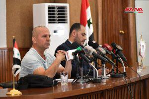 مدرب منتخب سورية يستبعد 4 لاعبين أبرزهم الصالح وخريبين
