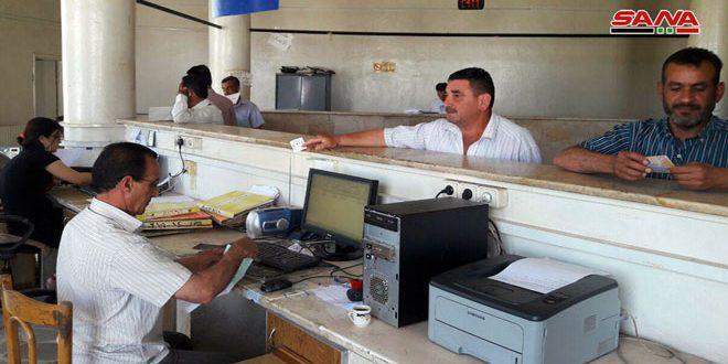 إجراءات لتسهيل المعاملات في مديرية نقل حمص