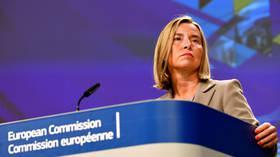 وزراء خارجية الاتحاد الأوروبي يدعون إلى خفض التصعيد بشأن الهجوم في خليج عمان