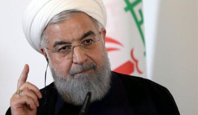 روحاني: أميركا لن تحقق أياً من أهدافها