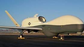 الحرس الثوري الإيراني يكشف تفاصيل إسقاط الطائرة الأمريكية المسيّرة