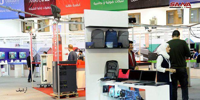 212 شركة عربية وأجنبية في 3 معارض لتكنولوجيا المعلومات والاتصالات والبناء