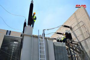 احتياجات كراج البولمان ومحطة تحويل القابون محط متابعة لجنة تتبع تنفيذ المشاريع