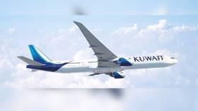 طائرة ركاب كويتية تتعرض لحادث في فرنسا