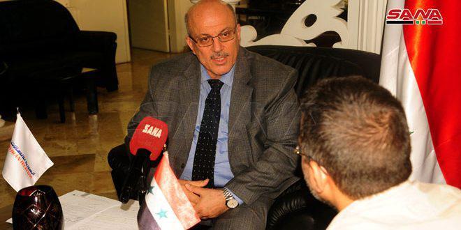مدير السورية للاتصالات لـ سانا: توسيع البوابة الدولية بمقدار 500 غيغا بايت العام القادم