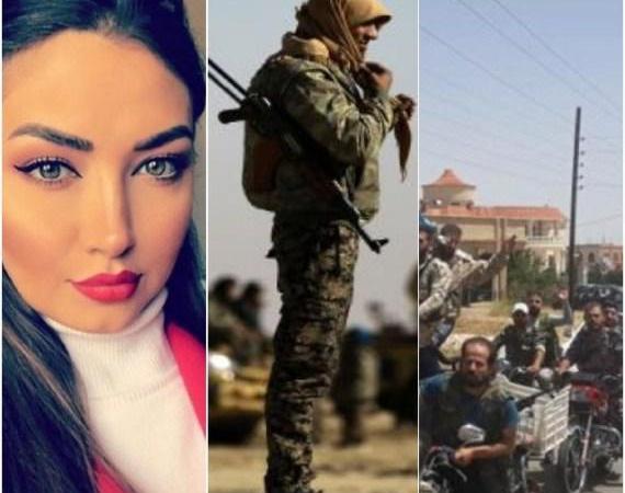 """مصرع قائد عسكري عن طريق الخطأ.. حادثة انتقامية في """"السويداء"""".. إصابة مذيعة سورية"""