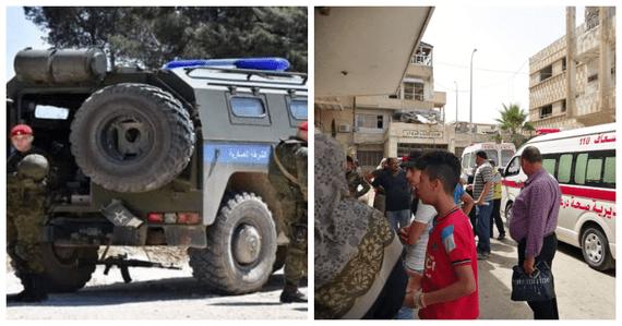 """سلسلة تفجيرات في """"درعا"""".. الشرطة العسكرية تغادر """"سوريا"""".. أبرز أحداث اليوم"""