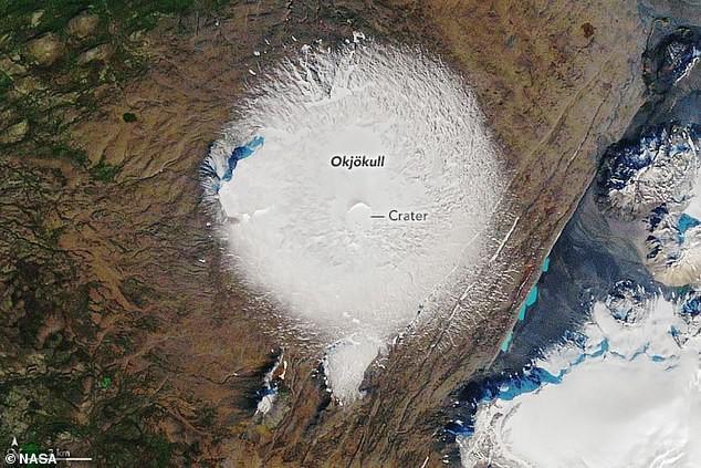 """""""ناسا"""" تنشر صورا مروعة لذوبان أنهار الجليد في إيسلندا"""