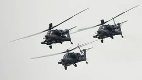 سلاح الجو الروسي يتزود بمروحيات حديثة