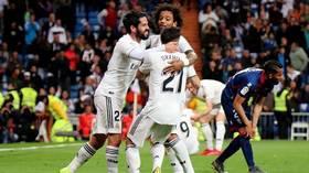 لعنة الإصابات تضرب ريال مدريد مجددا