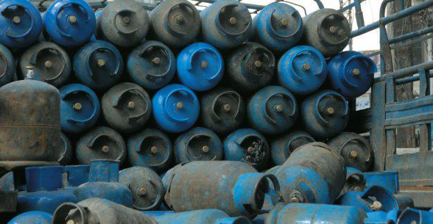 زيادة كمية إنتاج أسطوانات الغاز في معمل الراموسة بحلب