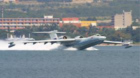 روسيا تعيد تأهيل أكبر طائرة بحرية سوفيتية