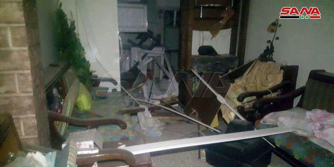 إصابة طفلين ووالدتهما جراء انفجار اسطوانة غاز في منزلهم بالحسكة