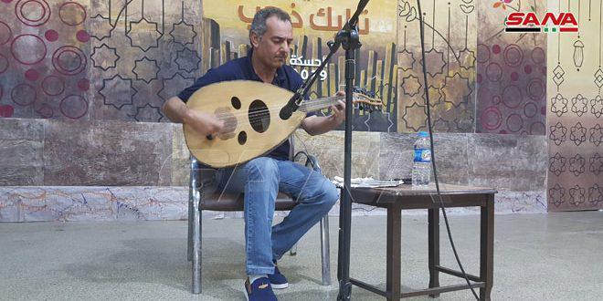 فقرات شعرية وموسيقية ضمن حفل إطلاق نشاط جمعية صفصاف الخابور الثقافية