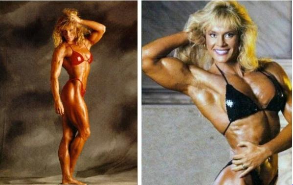 كيف أصبح مظهر بطلات كمال الأجسام بعد ابتعادهن عن هذه الرياضة؟