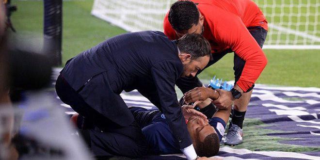سان جرمان يؤكد غياب مبابي وكافاني عن مواجهة ريال مدريد