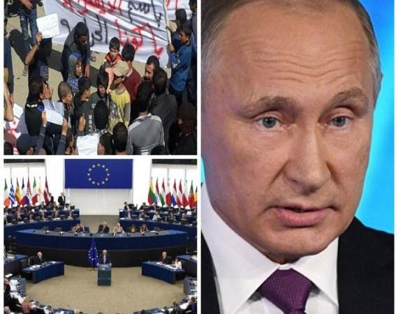 """""""بوتين"""":التسوية السورية قد تصبح نموذج للعالم..تحذير أوروبي لتركيا..صد محاولة اعتقال ودعوات للتظاهر.. أبرز أحداث اليوم"""