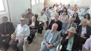 الثقافة ودورها في الحياة والواقع الراهن خلال ندوة بفرع حمص لاتحاد الكتاب