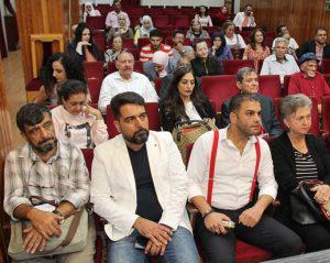 مواكبة السينما السورية للحرب الإرهابية في لقاء شام والقلم