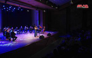 أمسية تراثية سريانية بصوت السوبرانو سناء بركات في المركز الوطني للفنون البصرية