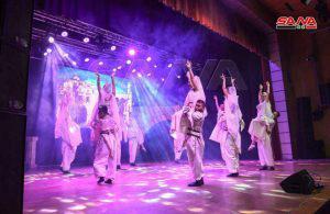 إطلاق احتفالية مدينة حلب عاصمة للثقافة السورية
