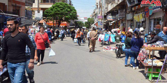 إغلاق 955 محلاً مخالفاً خلال تسعة أشهر في حمص
