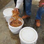 ضبط مستودع يحوي مواد غذائية منتهية الصلاحية في حماة