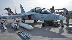 """""""ياك-130"""" الروسية تتحول لطائرة قتالية"""