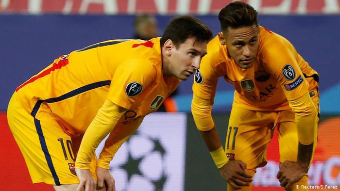 Fußball UEFA Champions League Atletico Madrid v FC Barcelona (Reuters/S.Perez)