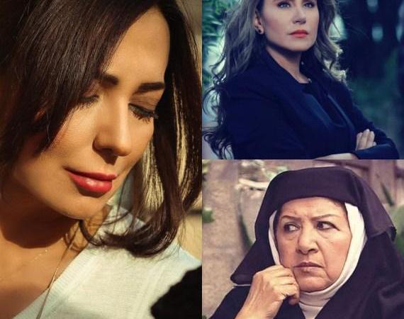 ممثلات سوريّات اقتحمن عالم الغناء