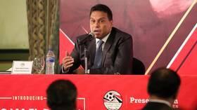 مدرب منتخب مصر يعلق على مجموعة