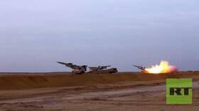 الجيشان المصري والسعودي يستعدان لتنفيذ ضربة ساحلية