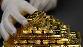 أكبر احتياطيات الذهب العالمية والعربية في 2020