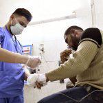تجهيزات مشفى ابن النفيس بدمشق للتعامل مع الحالات المشتبه بإصابتها بفيروس كورونا