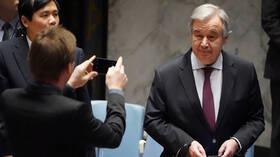 8 دول تدعو الأمم المتحدة لرفع العقوبات الأحادية التي تعيق مكافحة كورونا