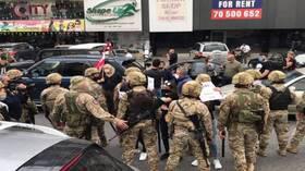فيديو.. تجدد الاحتجاجات في مختلف مناطق لبنان والقوى الأمنية تحاصر المحتجين بساحة الشهداء