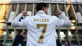هازارد يعيد الحماس لجماهير ريال مدريد بتصريح جديد (فيديو)