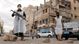 """الأمم المتحدة تحذر من أن النظام الصحي في اليمن """"قد انهار فعليا"""" بسبب كورونا"""