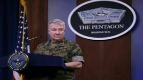 الجيش الأمريكي يعلن مقتل اثنين من كبار قادة